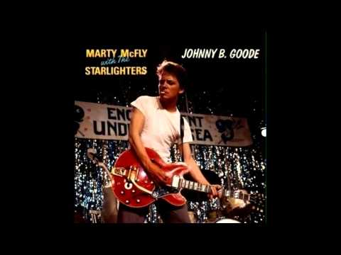 Back to the Future: Marty McFly and the Starlighters - Johnny B. Goode