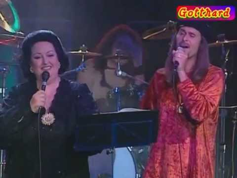 Gotthard & Monserat Caballe - One night, one soul (Live in Locarno, 2007)