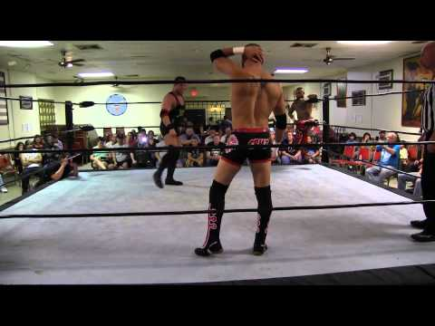 Circle of Disrespect vs. Maxx Stardom & Mike Cruz