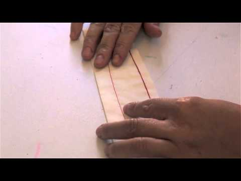 Differences Between the Lock Stitch & the Chain Stitch : Sewing & Stitching
