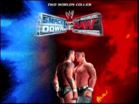 Smackdown vs Raw - Can´t Stop