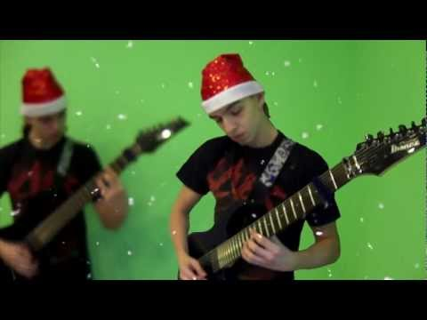 Merry Christmas - Jingle Bells (metal cover by Kirill)