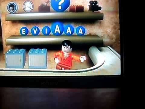 Lego star wars the complete saga cheat code