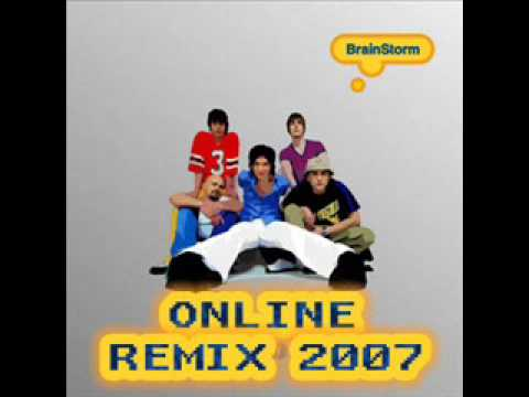 Brainstorm - Online (Electricano Remix) Radio Edit