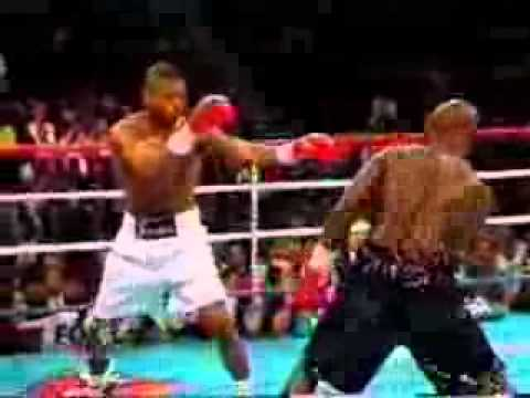 Roy Jones Jr. Tribute (Make It Rain).flv