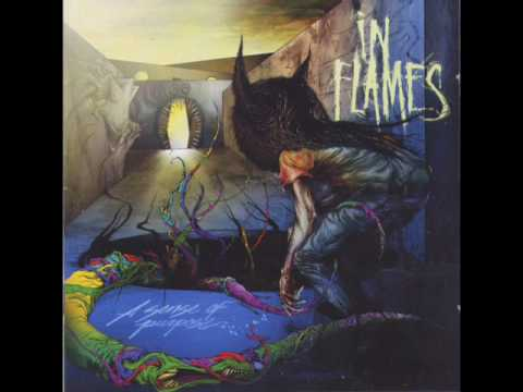 In Flames - Disconnected + Lyrics