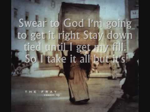 The Fray - Some Trust - Lyrics