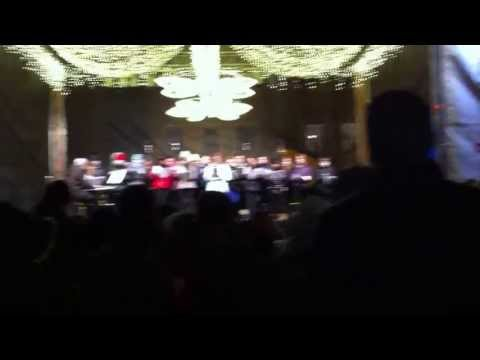 Children's chorus - The Winner Takes It All (cover Abba)