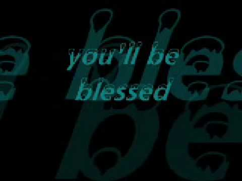 Elton John Blessed - lyrics