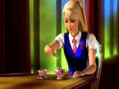 Barbie Princess Charm School On Top Of the World
