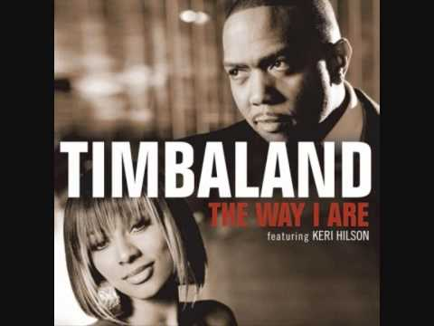 timbaland feat keri hilson the way i are extended version