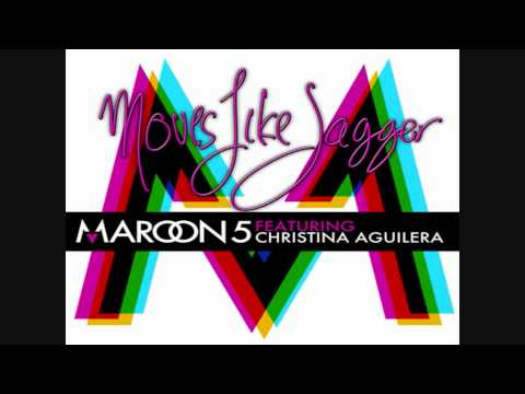 Maroon 5 feat Christina Aguilera - Moves like Jagger (Cutmore Club Mix)
