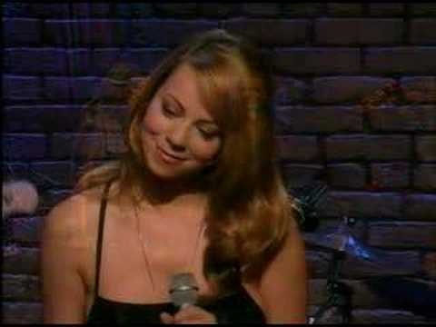 Mariah Carey e Brian Mcknight - Whenever you call (live)