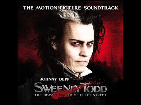 Sweeney Todd Soundtrack- 12 Ladies in Their Sensitivities