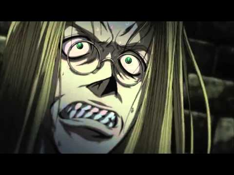 Hellsing AMV Хельсинг (Sonic Syndicate - Misanthropic Coil)