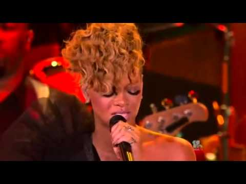Rihanna - Redemption Song for Haiti