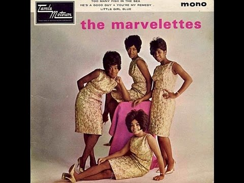 The Marvelettes- All The Love I Got -1961