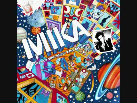 MIKA - Blame It On The Girl (CD Version)