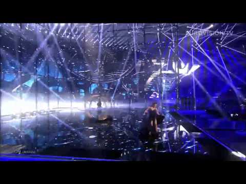 Mariya Yaremchuk - Tick - Tock (Ukraine) LIVE 2014 Eurovision Song Contest First Semi-Final