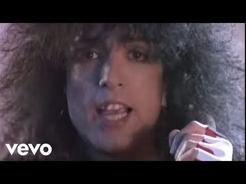 Kiss - Turn On The Night