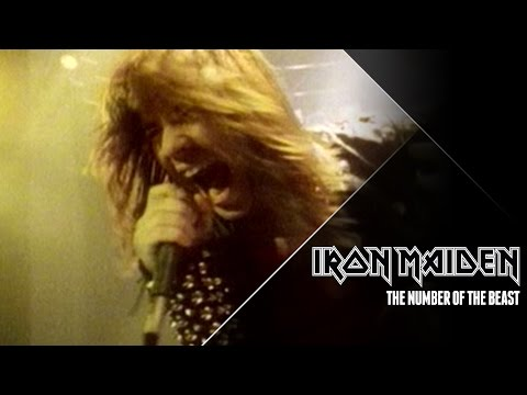 Iron Maiden - The Number of the Beast
