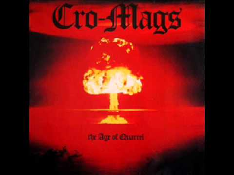 Cro-Mags - Show You No Mercy 1986 (good quality)