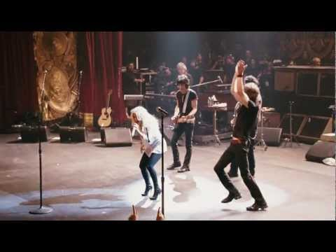 The Rolling Stones and Christina Aguilera -