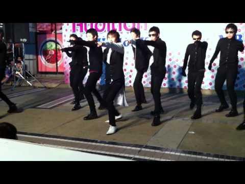 [110408] Izolate cover TVXQ - 왜 (Keep Your Head Down) :: Hello Korea Auditioning@MBK
