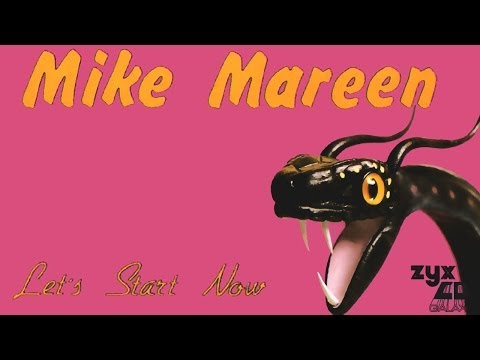 Mike Mareen - Don't Talk to The Snake - Italo Disco