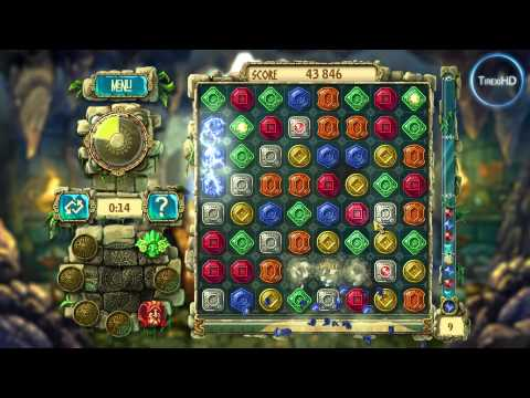 The Treasures Of Montezuma 3 Gameplay