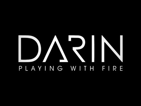 Darin - Playing With Fire (Official Lyric Video)