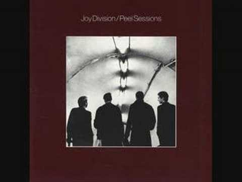 Joy Division - Sound of Music ( Peel Session - 1979)