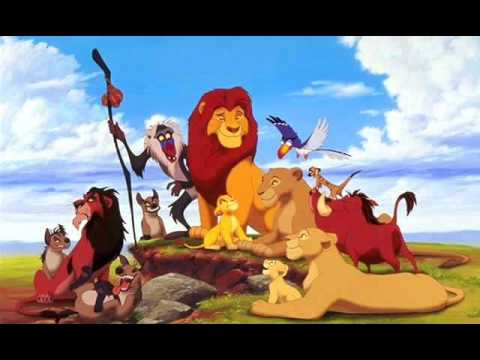Lion King - In The Jungle