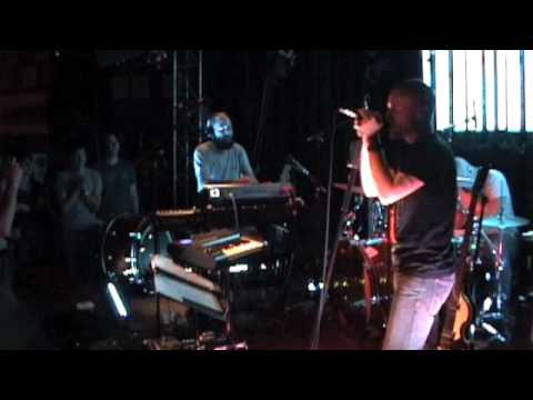 Derek Webb - Opening Credits & Black Eye - Stockholm Syndrome Tour - 28 Oct 2009