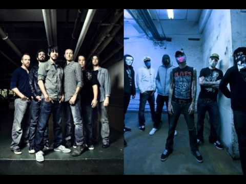 Linkin Park feat. Hollywood Undead - Wretches And Kings/Undead