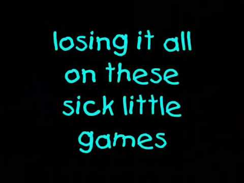 Sick Little Games - All Time Low Lyrics