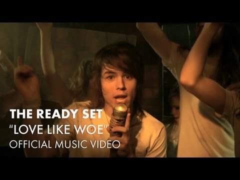 The Ready Set - Love Like Woe [Official Music Video]