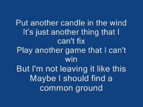 Uncle Kracker - I'm not leaving (lyrics)