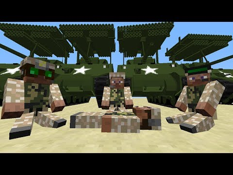 Minecraft: WORLD WAR II, FLANS MOD! (TANKS, PLANES, CARS) - Mod Showcase!
