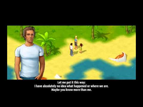 The Island Castaway Lost World Android App Gameplay