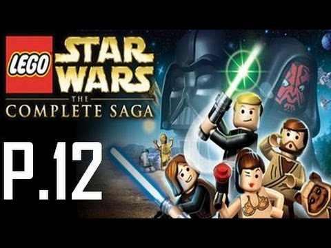 Lego Star Wars Complete Saga Walkthrough Part 12
