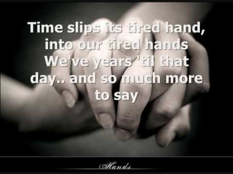 Snow Patrol-Give Me Strength (Lyrics on Screen)