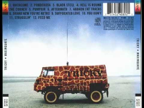 Tricky - Brand New You're Retro - Maxinquaye(1995)