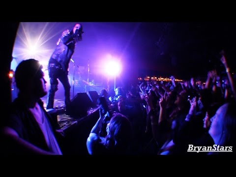 "Motionless In White - ""Death March"" Live! in HD"