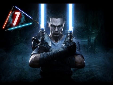 Star Wars: The Force Unleashed II прохождение часть 1 - побег