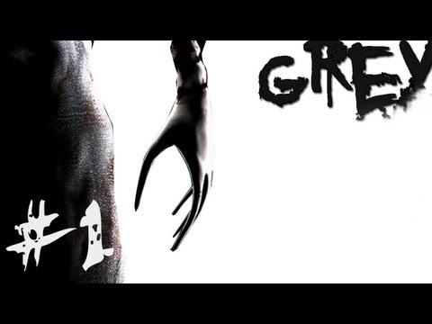 Grey - Lets Play - Part 1 - IT'S FINALLY RELEASED! Horror Mod Playthrough / Walkthrough